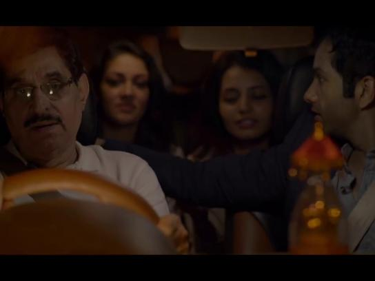 ICICI Lombard Experiential Ad - #IWillDriveYouHome