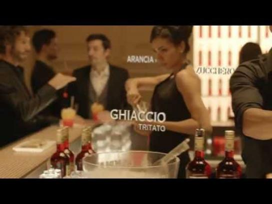 Campari Film Ad -  Now at home