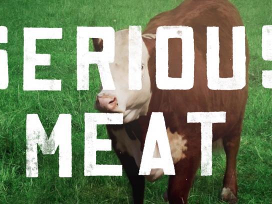 New Zealand Jerky Film Ad - Friesian