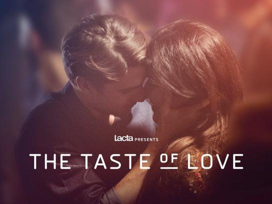 Lacta Content Ad - The Taste of Love