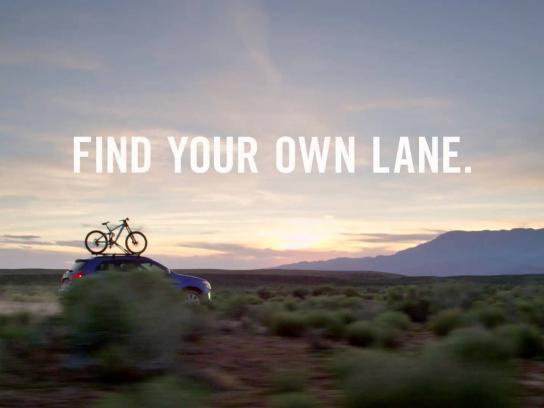 Mitsubishi Film Ad -  Get there