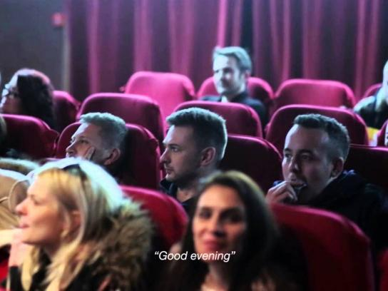 The National Romanian Opera Ambient Ad -  Opera at the movies