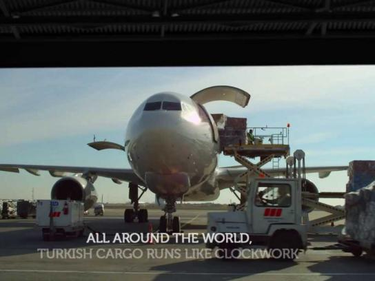 Turkish Airlines Film Ad -  Globalize Your Business