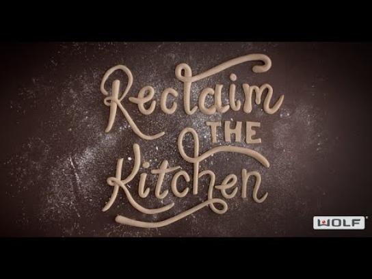 Wolf Film Ad -  Reclaim the Kitchen