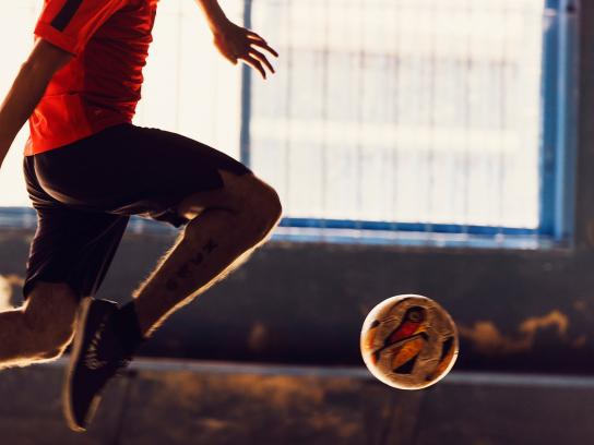 Nike Digital Ad -  Inside small-sided - Buenos Aires