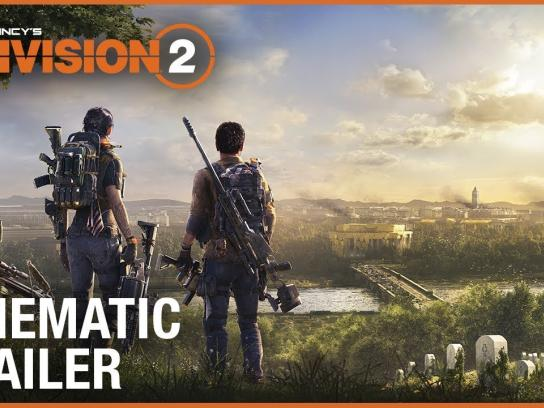 Tom Clancy's Film Ad - The Division 2