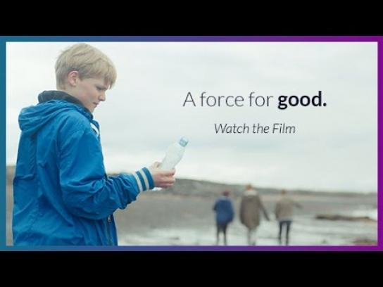A Force For Good Digital Ad -  Positive change