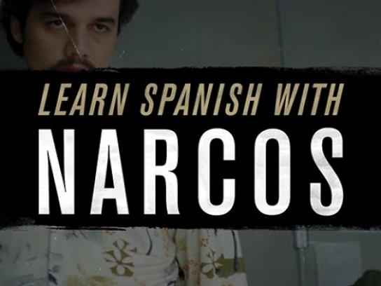 Netflix Digital Ad - Spanish lessons