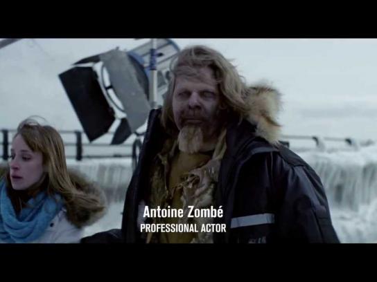 Canadian Film Festival Digital Ad -  Canadian Zombie