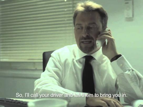 BMW Film Ad -  Office