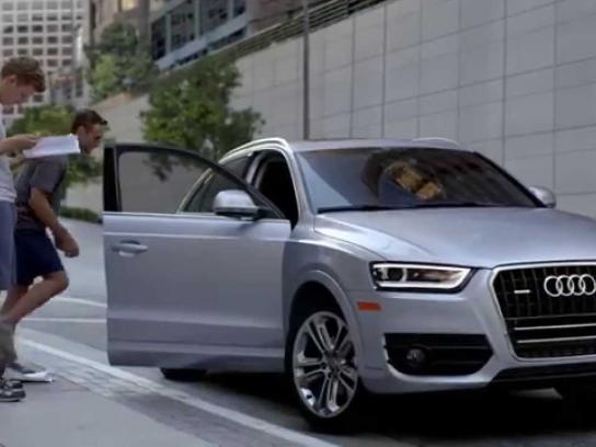 Audi Film Ad -  The scripted life