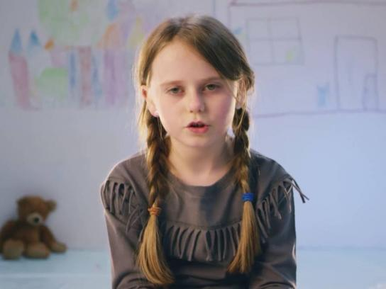 SOS Children's Villages Film Ad - Searching for Mom