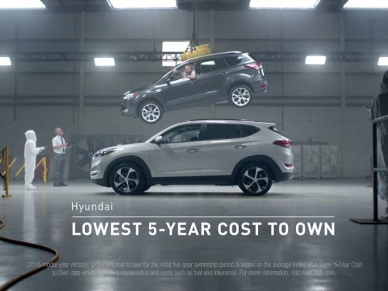 Hyundai Film Ad - Lift