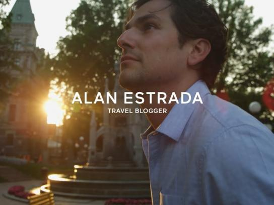 Alliance de l'industrie touristique du Québec Film Ad - Alan Estrada's Trip To Québec