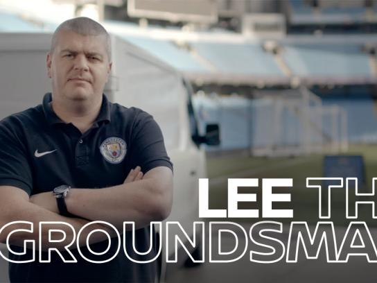 Nissan Film Ad - Lee the Groundsman - People Raising the Game with Nissan NV300