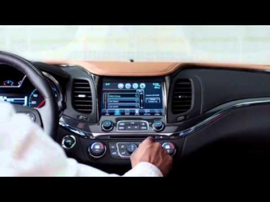 Chevrolet Film Ad -  Touchscreen