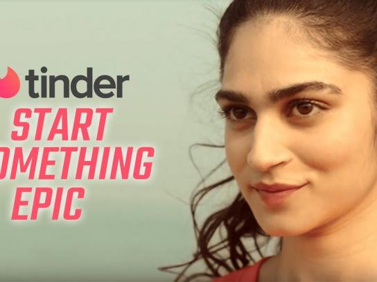 Tinder Film Ad - Start Something Epic