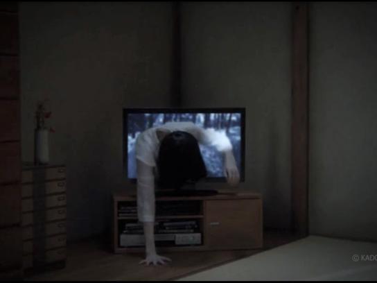 Snickers Film Ad - Sadako