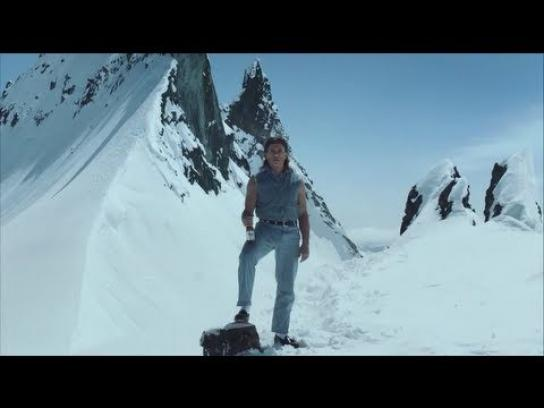 Coors Film Ad -  Jean Claude Van Damme