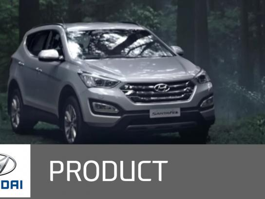 Hyundai Film Ad -  The Hunted