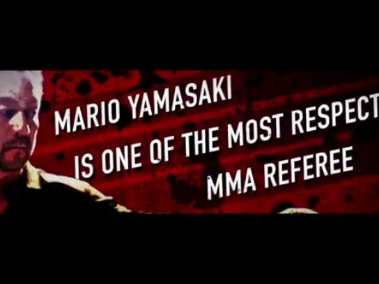 Mario Yamasaki Direct Ad -  Ultimate Finger Challenge Business Card