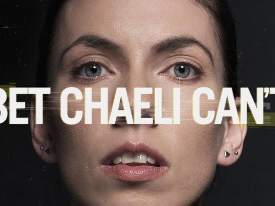The Chaeli Campaign Film Ad - Bet Chaeli Can't