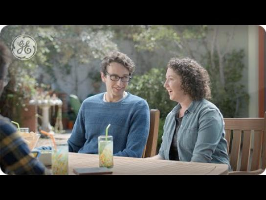 GE Film Ad -  What's the matter with Owen - Zazzies
