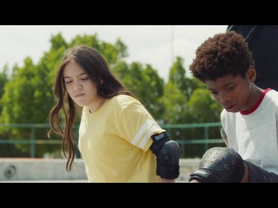 Credit Karma Film Ad - Pool Skate