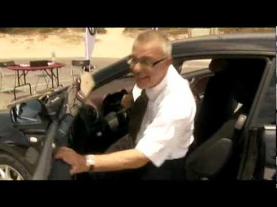 Alfa Romeo Film Ad -  Pulse Experiment