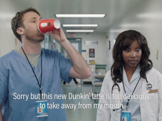 Dunkin' Film Ad - Subtitles
