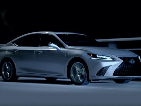 Lexus Film Ad - Stolen