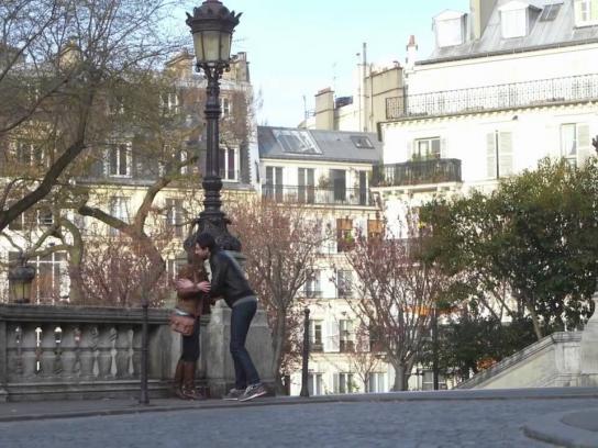 Thalys Digital Ad -  Carpooling at 300kph