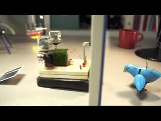 Google Film Ad -  Speedbots