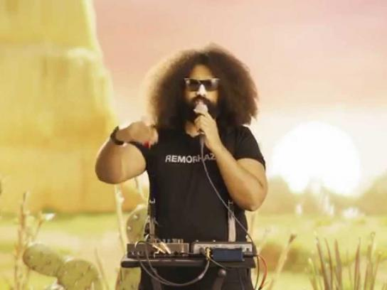 Greenpeace Digital Ad -  Reggie Watts - Solar