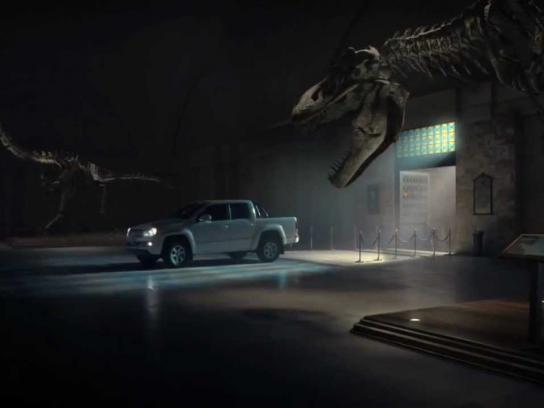 Volkswagen Film Ad -  Marvelous Machine