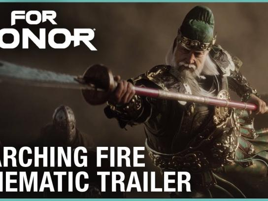 For Honor Film Ad - Marching Fire