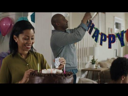 Charter Spectrum Film Ad -  Pony party