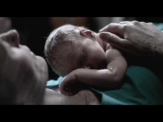 Sven Helbig Film Ad -  Birth
