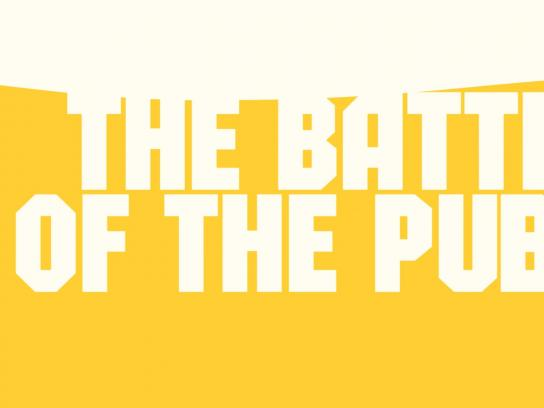 Ben Hall Pub Digital Ad -  The Battle of the Pubs
