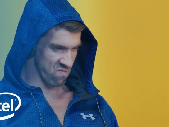 Intel Digital Ad - #PhelpsFace