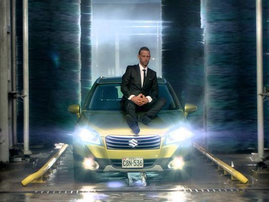 Suzuki Film Ad -  Carwash
