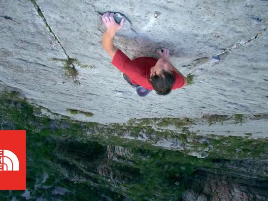 The North Face Digital Ad -  Alex Honnold