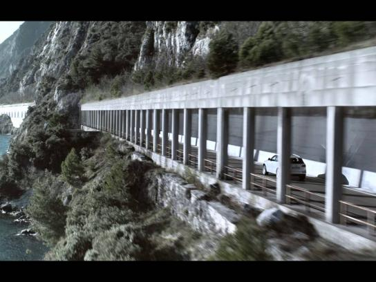 Audi Film Ad -  Italia. Land of quattro.