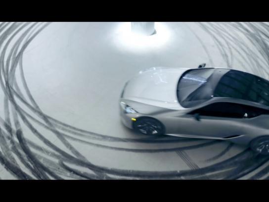 Lexus Film Ad - The Crystal Gauntlet