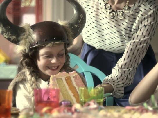 Nordstrom Film Ad -  Cake