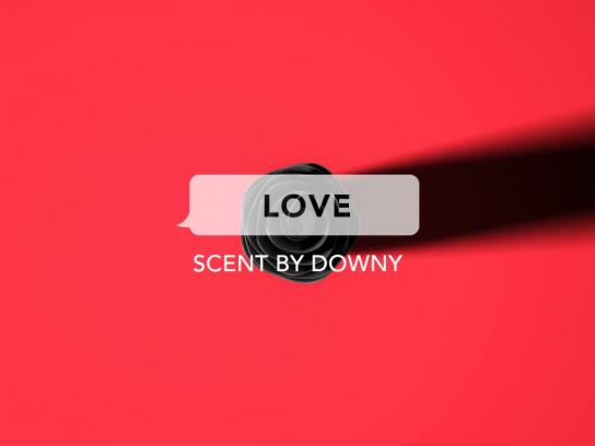 Downy Digital Ad - Scent by Downy