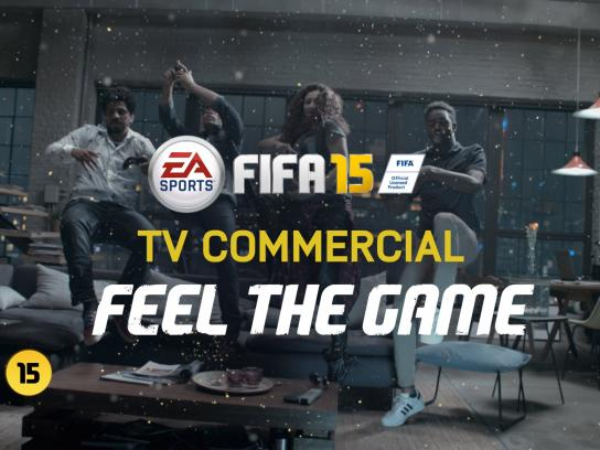 EA Games Film Ad -  Feel the game