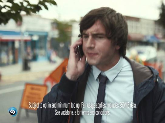 Vodafone Film Ad -  New York