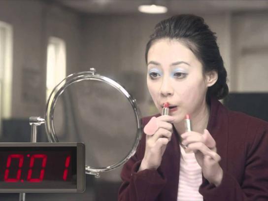 Microsoft Digital Ad -  Makeup