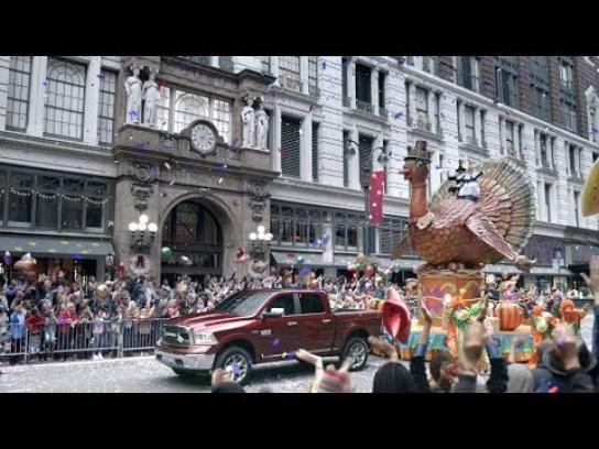 Ram Trucks Film Ad - Parade